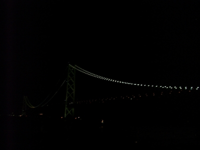 このカメラでは暗いとこキレイに撮れない。('A`)