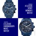 Mẫu đồng hồ cặp đôi GUESS A CLASSIC