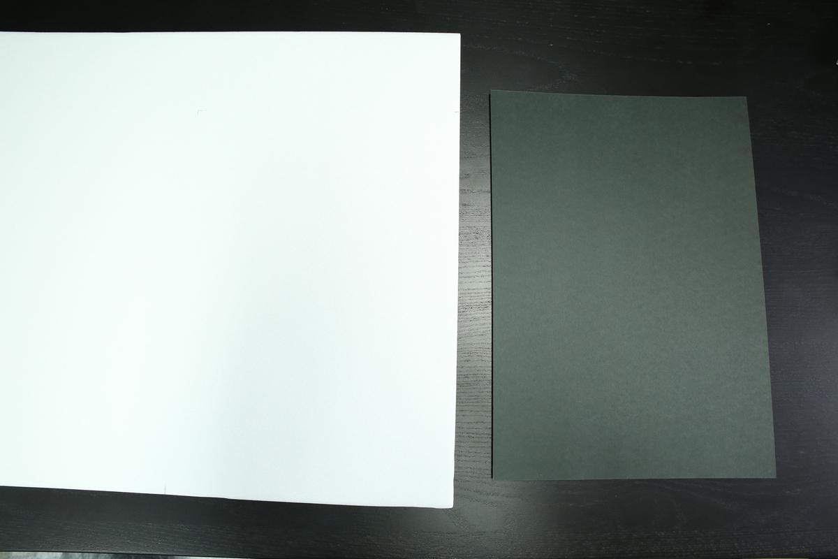 カポック作りに必要な材料の写真
