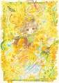 2011年に描いた金木犀の妖精たち