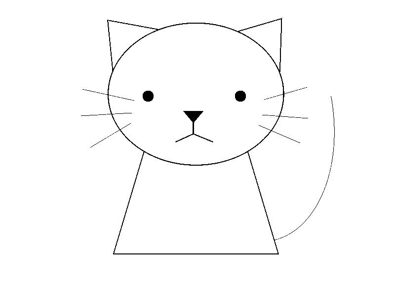 イラスト・猫