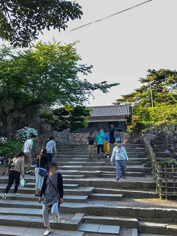 国宝・松江神社