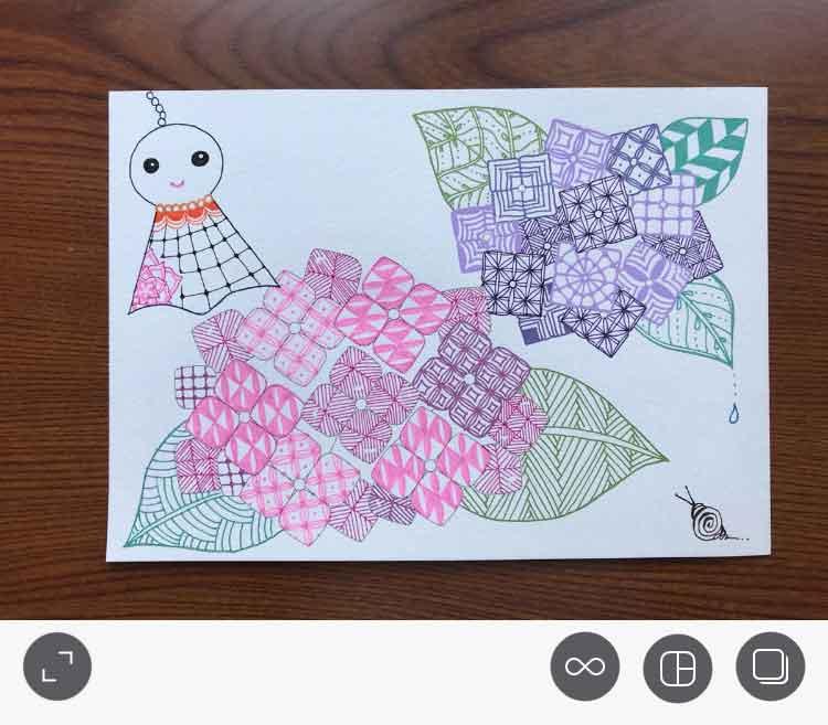 Instagram(インスタグラム)で長方形の画像を投稿