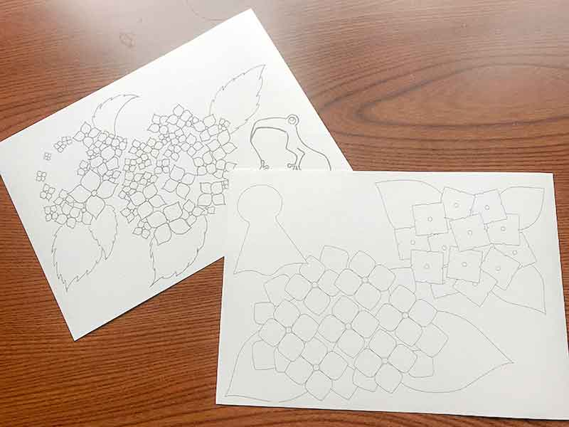 Zentangle Inspired Art(ゼンタングル・インスパイアード・アート)セミナー