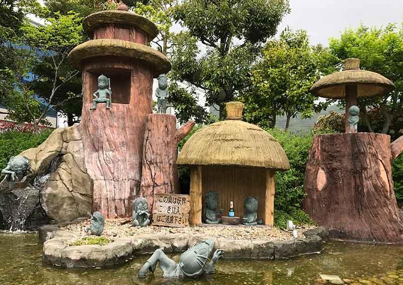 鳥取県境港市・水木しげるロード
