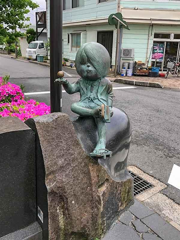 鳥取境港・水木しげるロード