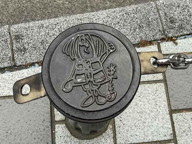 鳥取県境港水木しげるロード・鬼太郎