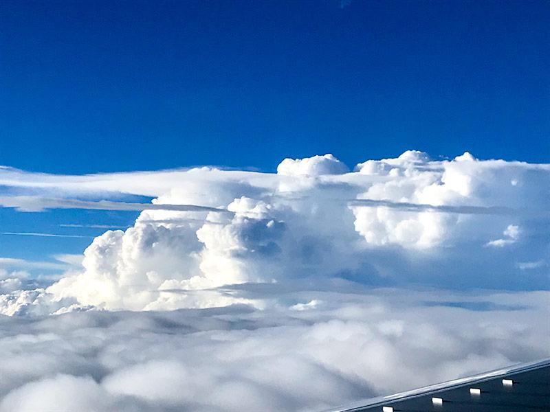 楽天トラベル・ラピュタな雲