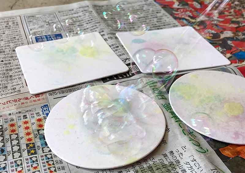 Bubble Art(バブルアート)