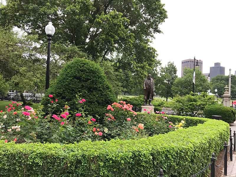 ボストン公共庭園(Boston Public Garden)