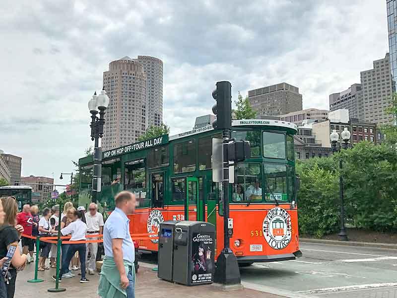 ボストン・トロリーバス