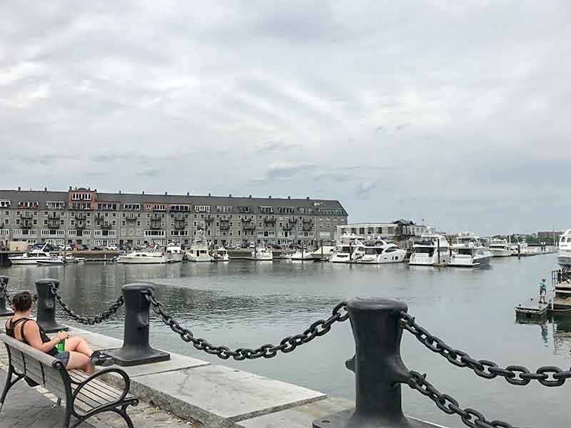 クリストファー・コロンブス・ウォーターフロント・パーク Christopher Columbus Waterfront Park