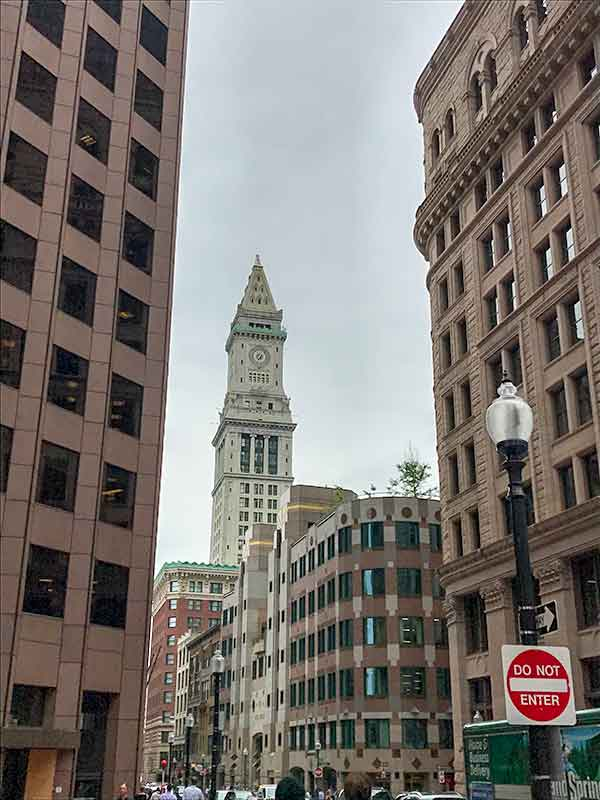 アメリカ・ボストン