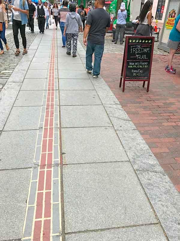 ボストン・フリーダムトレイル(Boston FreedomTrail)