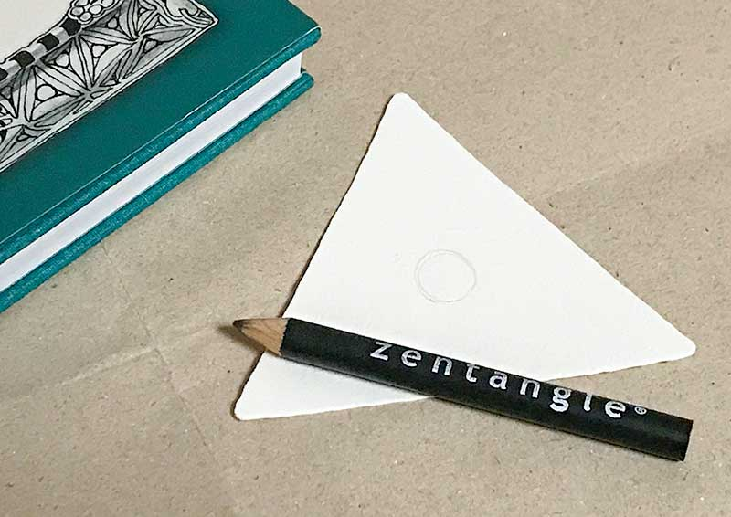 Zentangle(ゼンタングル)InktoberTangles(インクトーバー・タングレス)