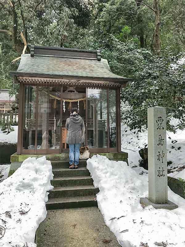 金運アップのパワースポット・石川県白山市の金劔宮
