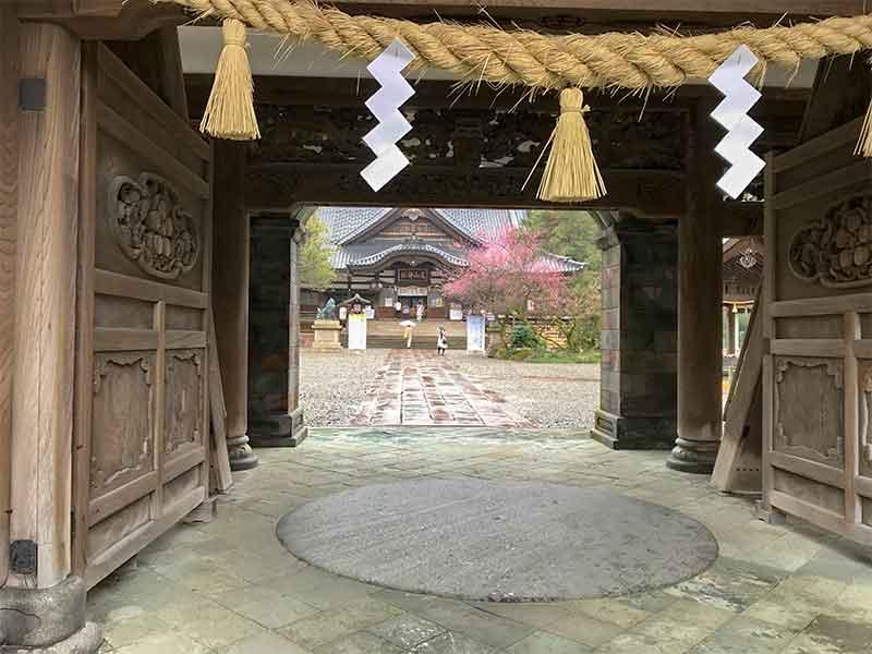 勝負運などの必勝祈願は尾山神社
