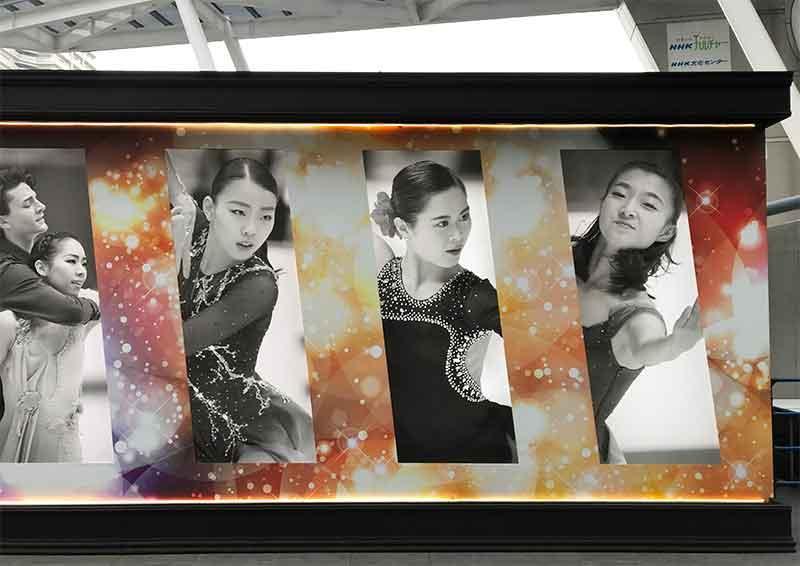 フィギュアスケート世界選手権大会2019@さいたまスーパーアリーナ・日本女子
