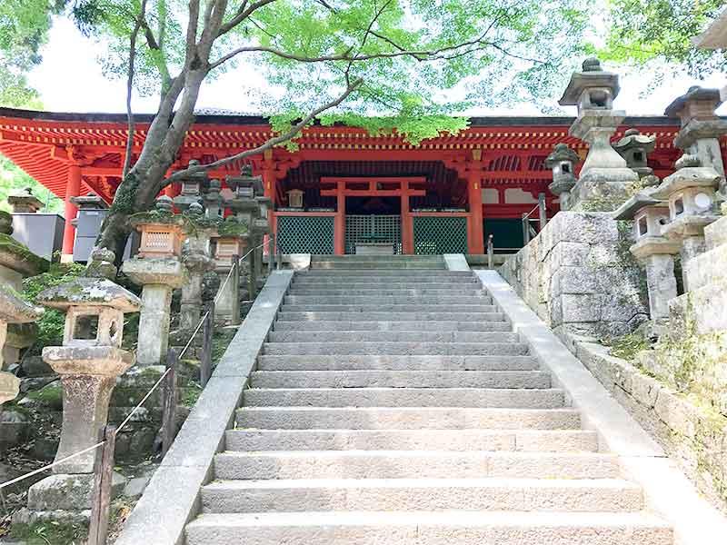 春日大社・榎本神社
