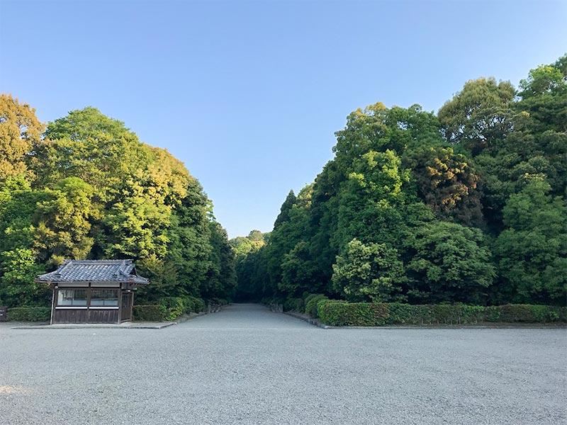 橿原・神武天皇陵