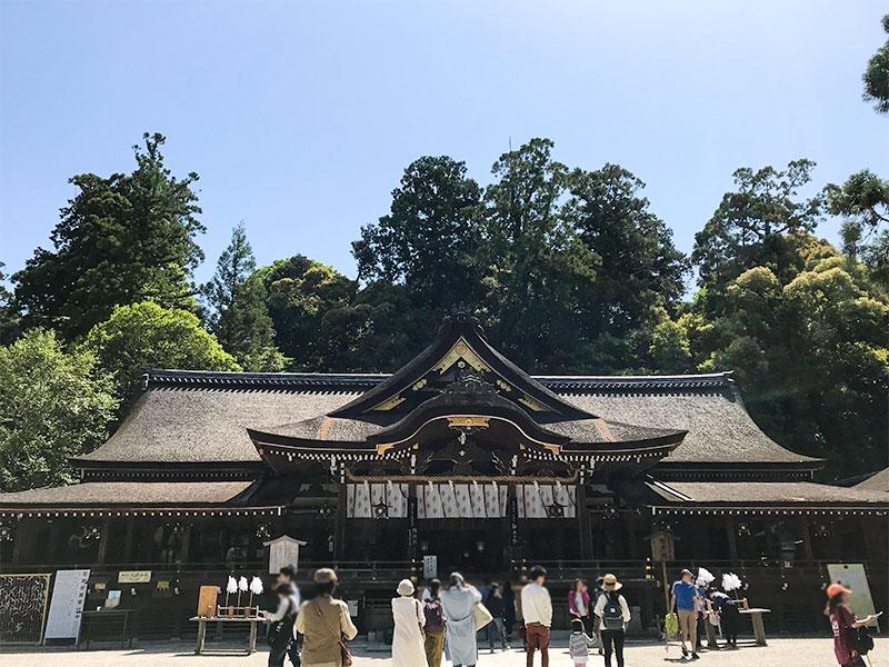 奈良・大神神社