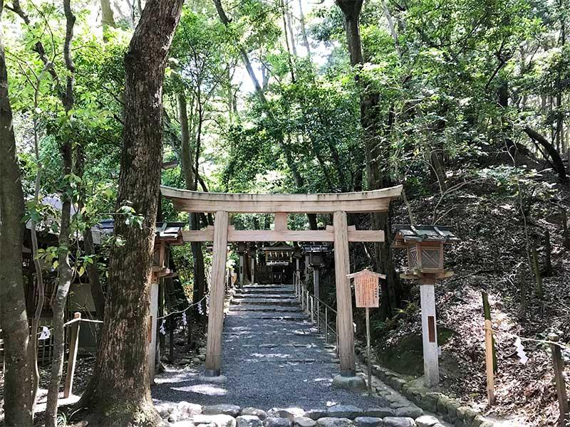奈良・大神神社・神宝神社