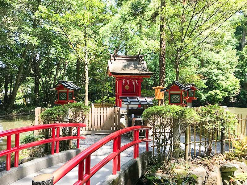 市杵嶋姫神社(いちきしまひめ)奈良・大神神社