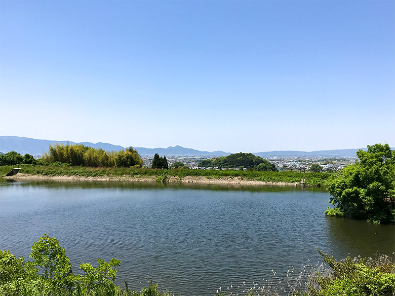 奈良大神神社摂社・桧原神社・箸墓古墳