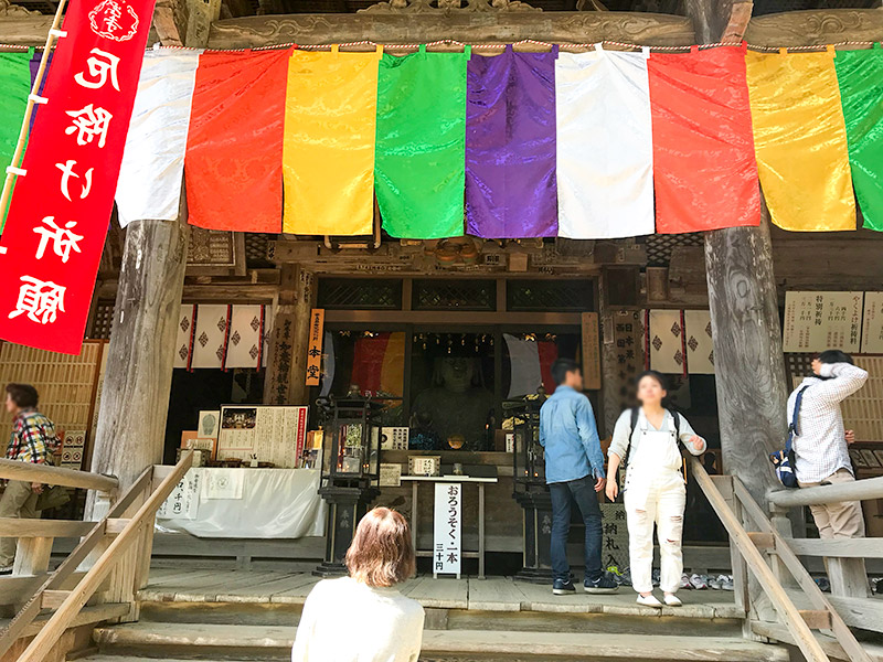 奈良・岡寺(龍蓋寺)