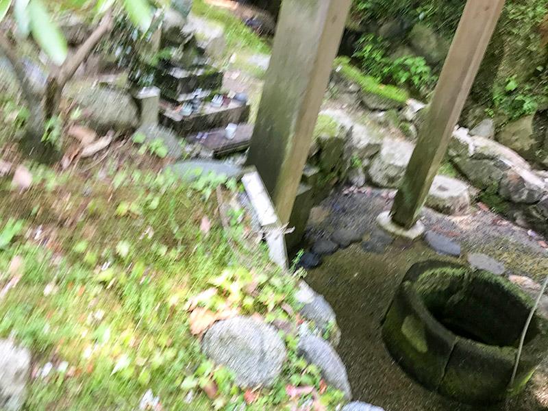 奈良・岡寺(龍蓋寺)瑠璃井
