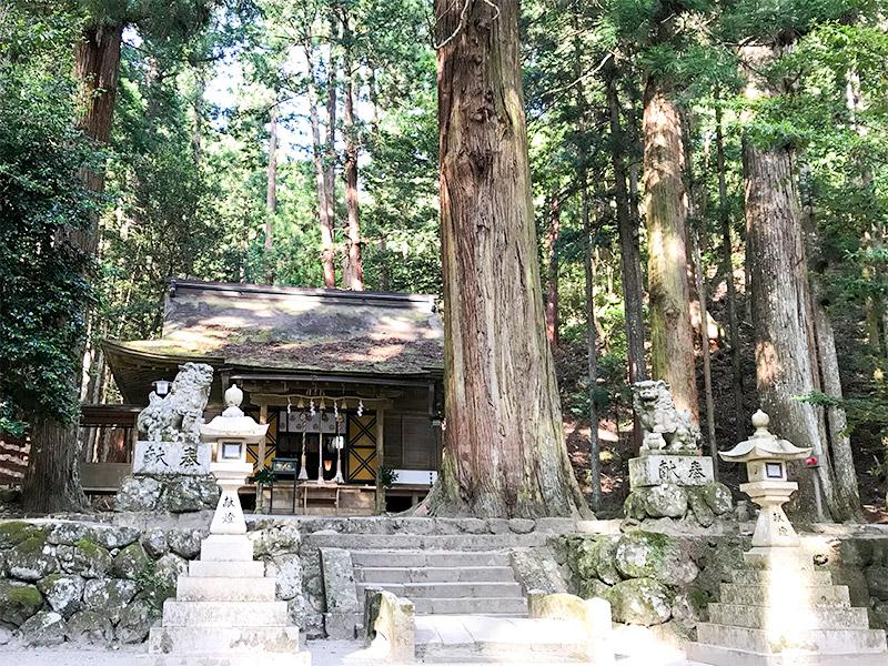 奈良・室生龍穴神社