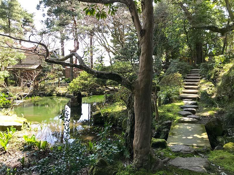 西田家庭園玉泉園