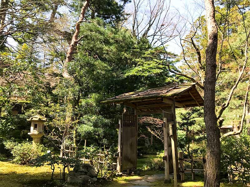 西田家庭園「玉泉園」