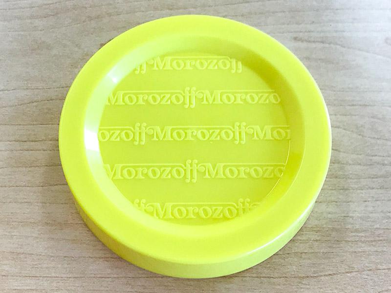 モロゾフ(morozoff)プリンキャップ