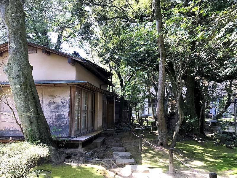 金沢 松風閣庭園