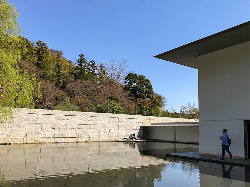 金沢・鈴木大拙館(水鏡の庭)