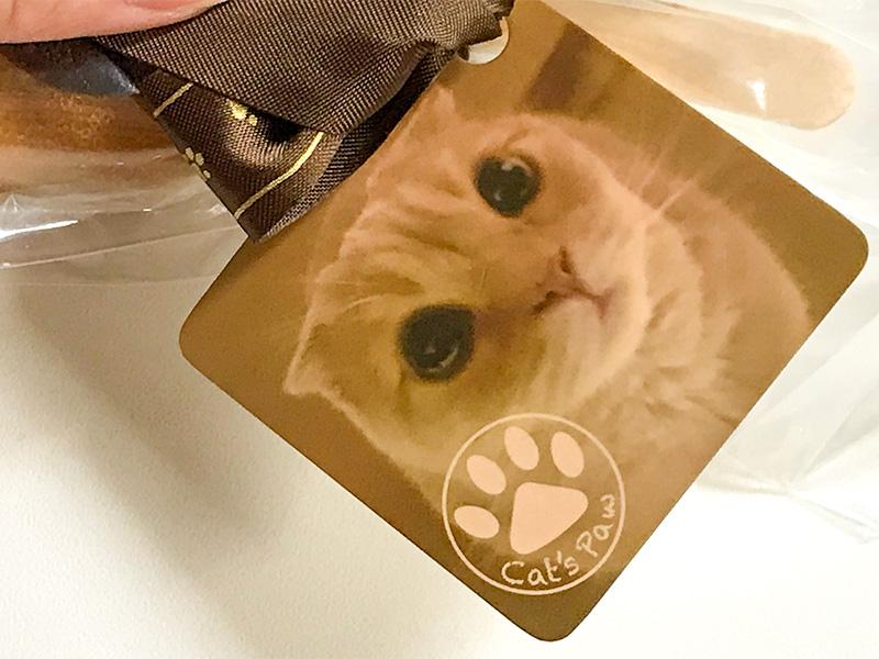 猫の手フィナシェ「キャッツポウ」