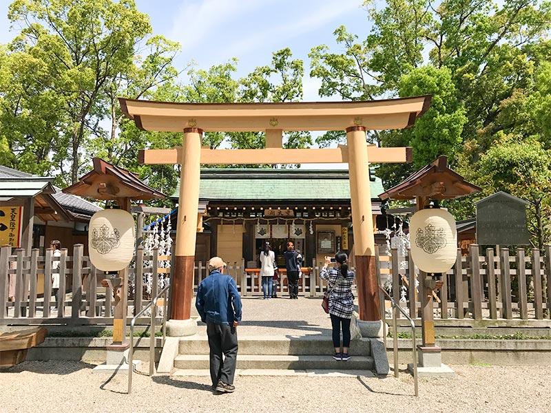 愛知名古屋「豊国神社」