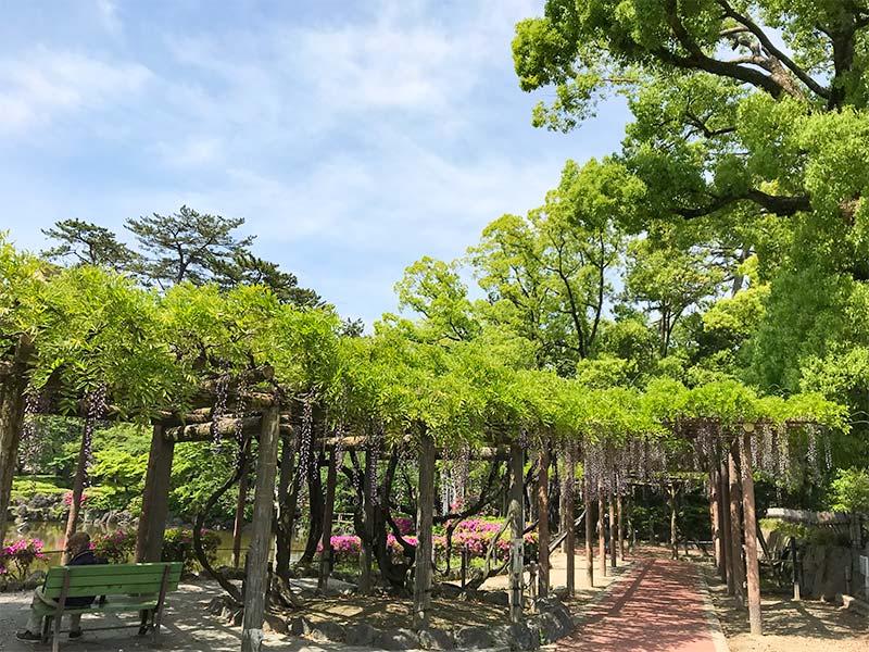 愛知中村公園(秀吉清正公園)