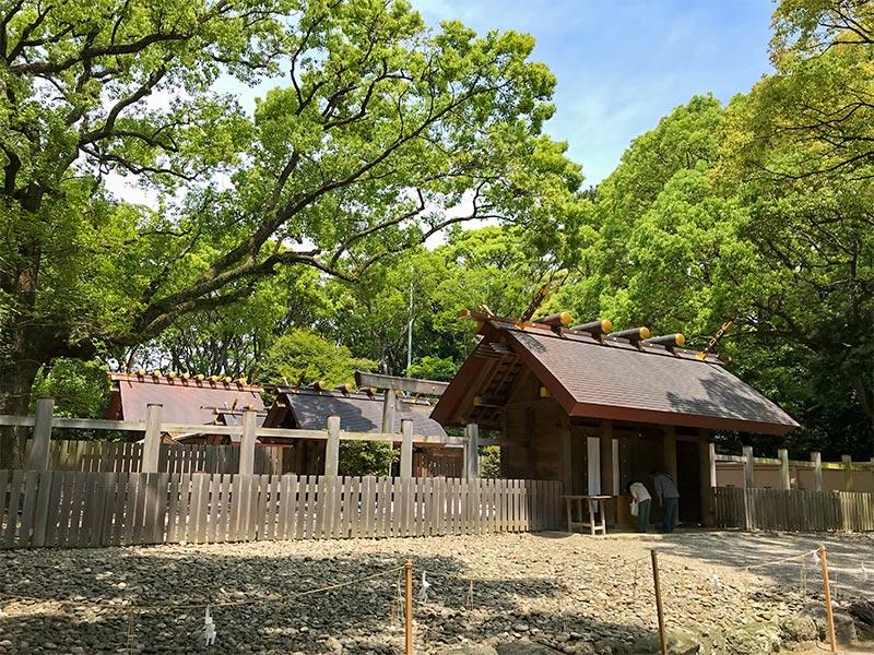 熱田神宮・別宮八剣宮