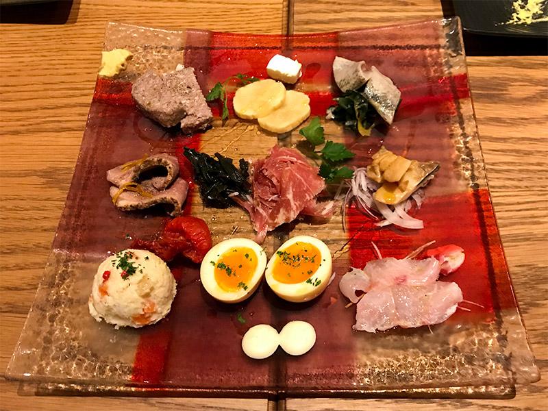 金沢片町燻製料理「煙のジョー」