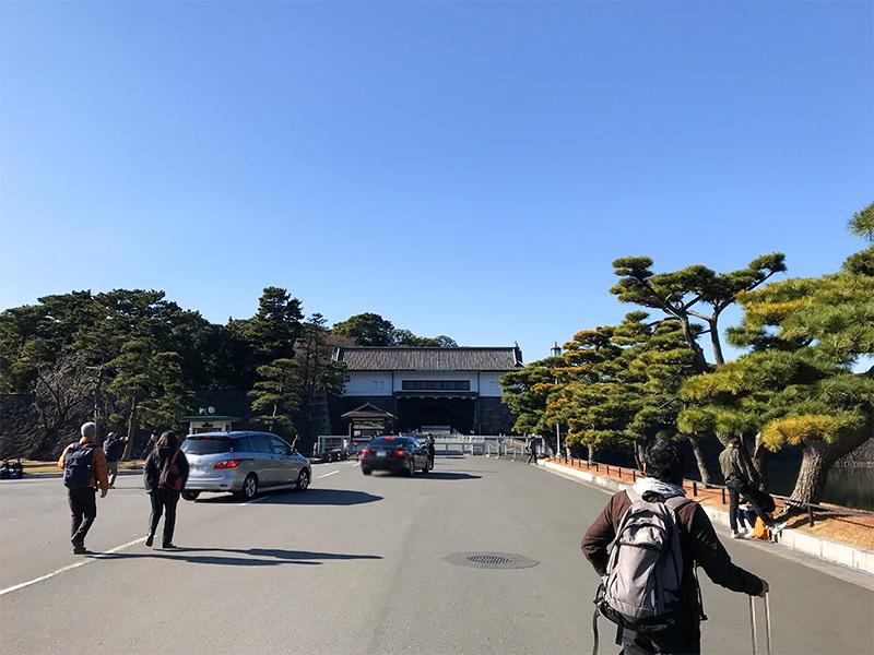 皇居・坂下門