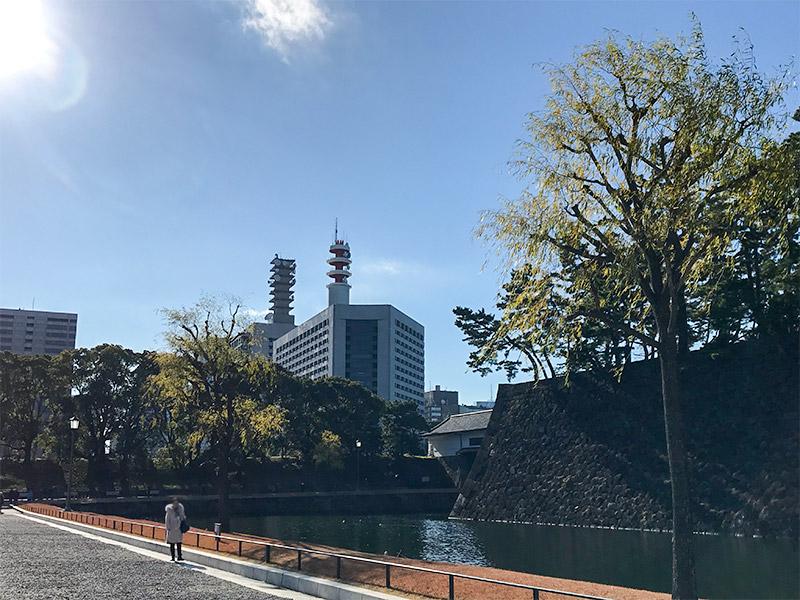 皇居・警視庁