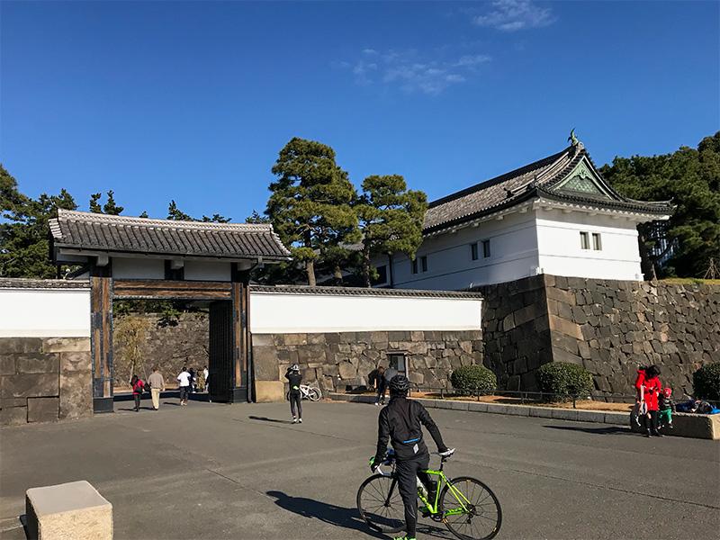 皇居・外桜田門