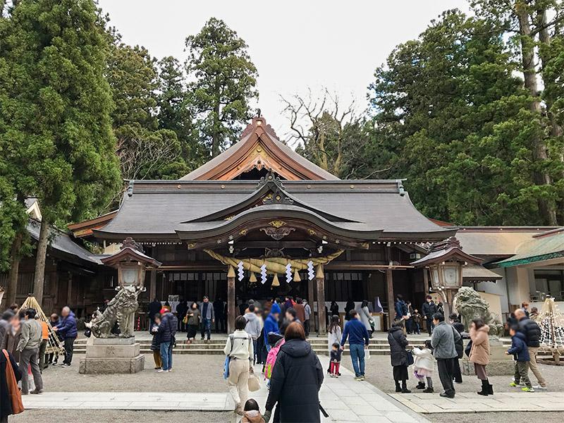 白山さん(白山比咩神社)