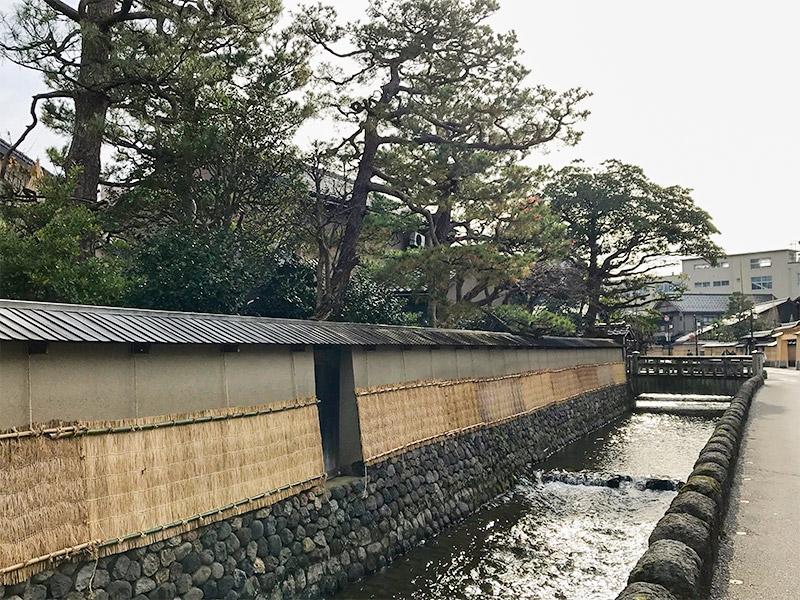 金沢武家屋敷・こもかけ