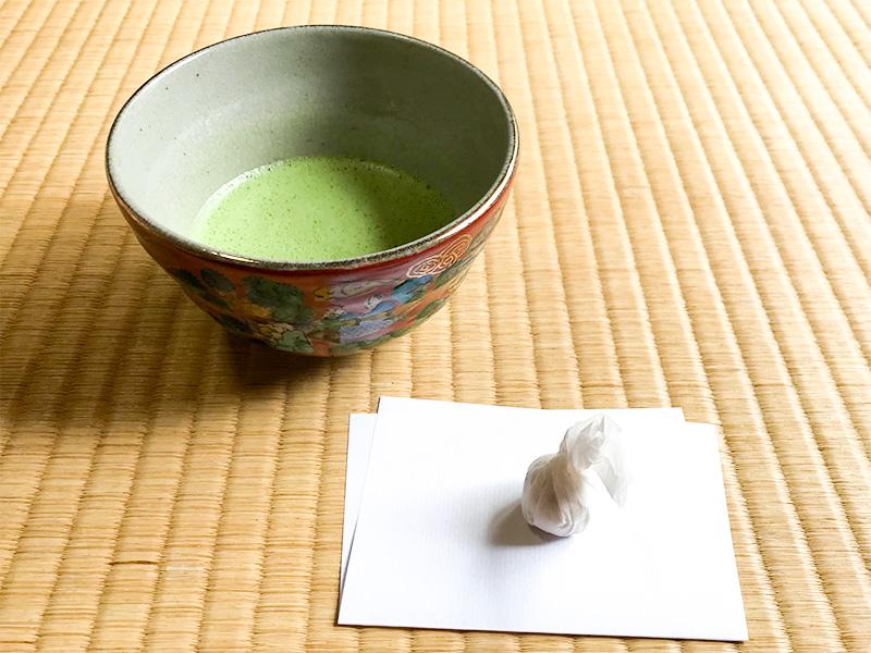 野村家お茶菓子「地の香」