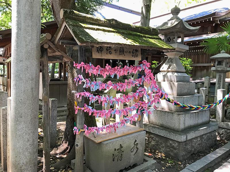 名古屋・若宮八幡社・神御衣神社