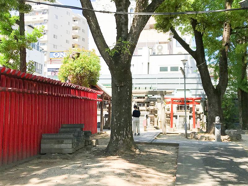 名古屋・高牟神社