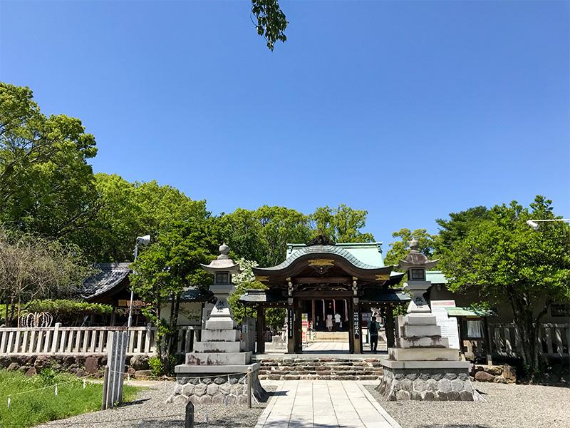 城山八幡宮